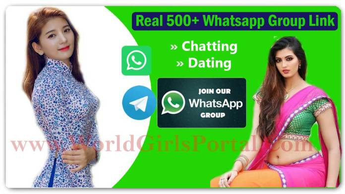 500+ Whatsapp Group Link for Friendship   World Girls Portal   Chatting