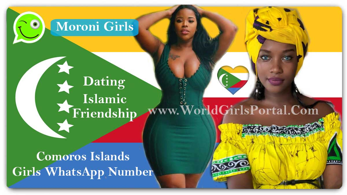 Dating Comoros Woman.