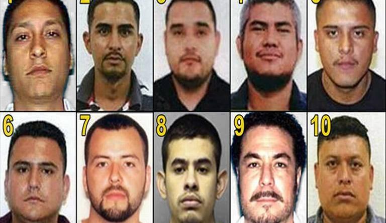 Difunden retratos de los fugitivos de Tamaulipas y Texas
