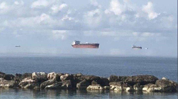 ¿Son barcos voladores?