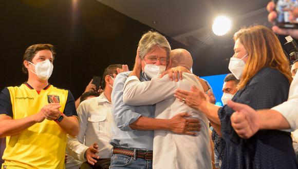 Guillermo Lasso se convierte en el presidente electo del Ecuador