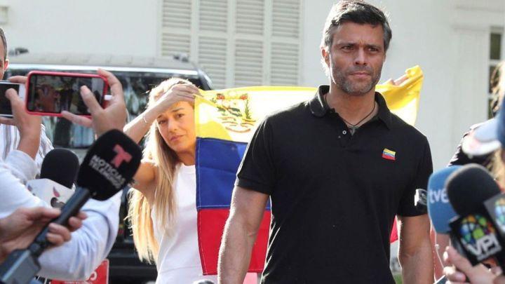 Tribunal Supremo de Justicia de Venezuela aprobó solicitar la extradición de Leopoldo López