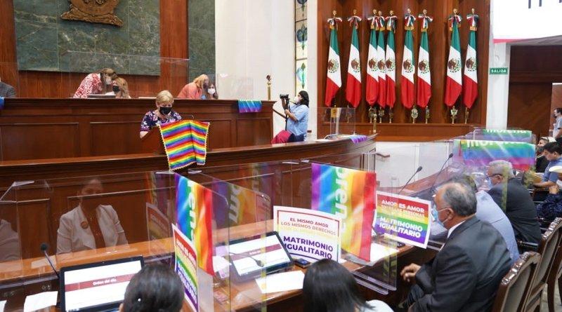 Matrimonio igualitario es aprobado en Sinaloa