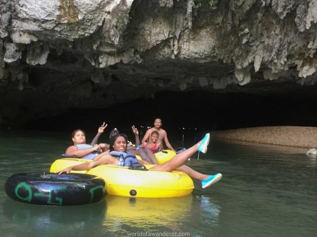 Cave Tubing Belize worldofawanderer.com