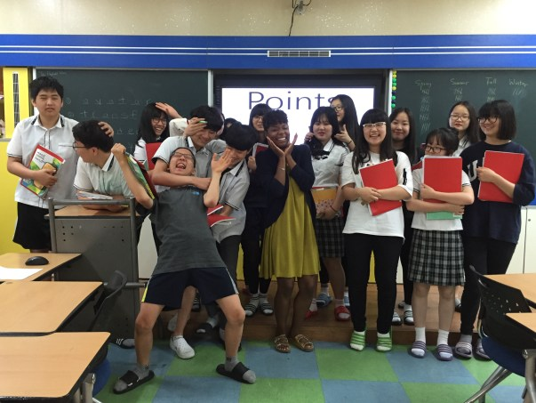 Teaching abroad in South Korea