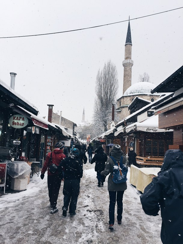 Exploring Sarajevo: The Ultimate Guide of Things to Do, See & Eat