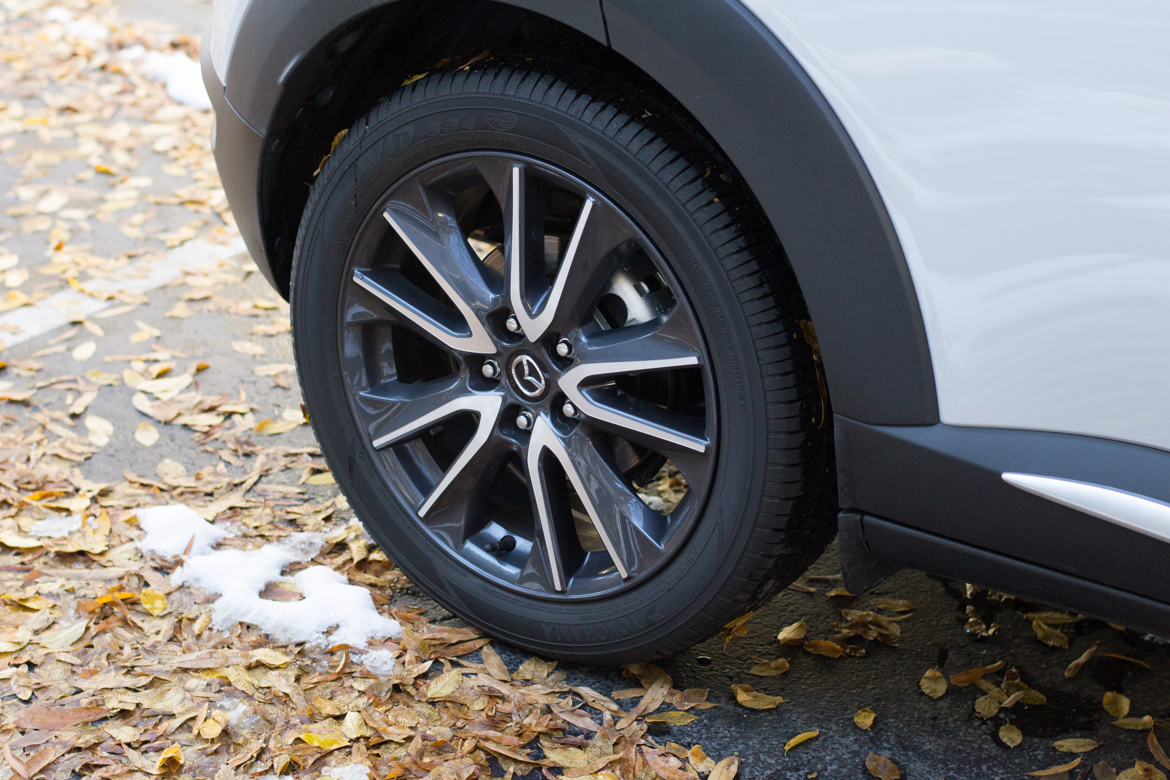 Surviving Winter Travel on the Road with the Mazda CX-3