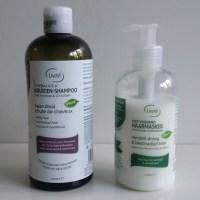 Haaruitval: knoflook shampoo & conditioner van Livayi