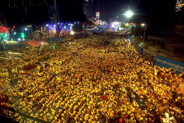 Image result for BERSIH 5.0 brought out the best in Malaysians