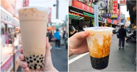 boba You Can Now Drink Bubble Tea & Save the Environment With This New Straw-less Boba Cup