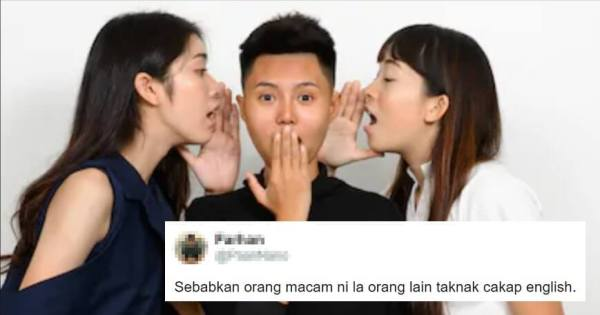Netizen Exposes Toxic Mindset of Some Malaysians That ...