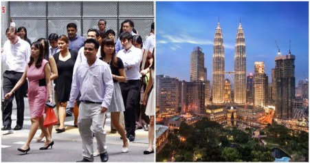 Kuala Lumpur is The 4th Most Overworked City & Ranks Lowest in a 40-City Study on Work-Life Balance - WORLD OF BUZZ