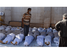 chemical weapon, Syria