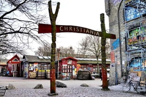 Experience Christiania