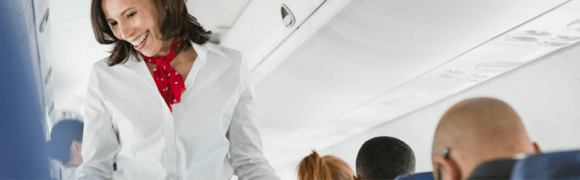 What cabin crew like most in their job? | WOC