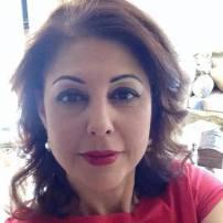 أحلام دردغاني عضو الهيئة الاستشارية لبنان