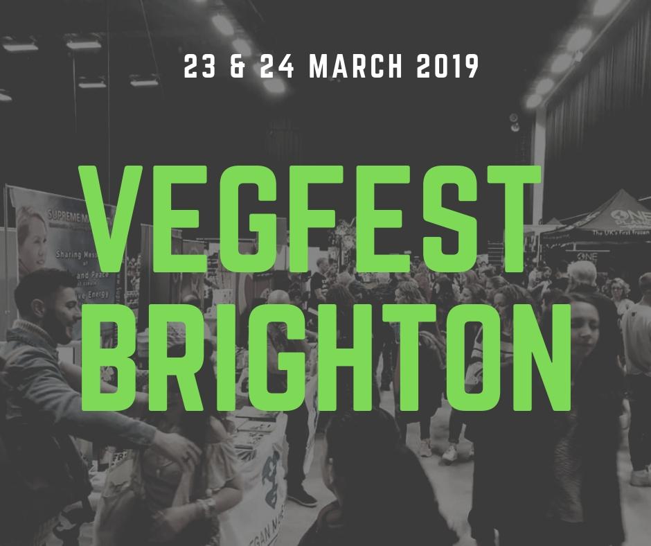 Vegfest Brighton 2019