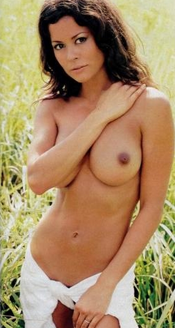 Brooke burke naked man