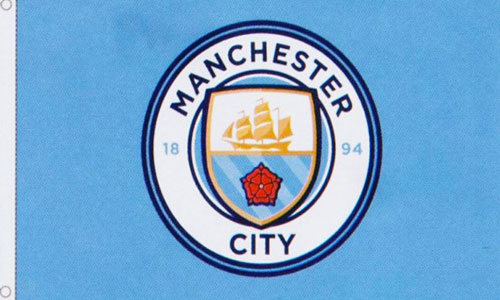 Manchester City Flag Buy Official Man City Flags For Sale The World Of Flags