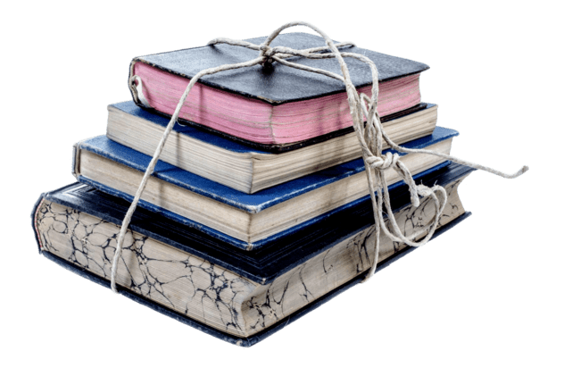 Books Tied With String For Freelance Proofreading Online