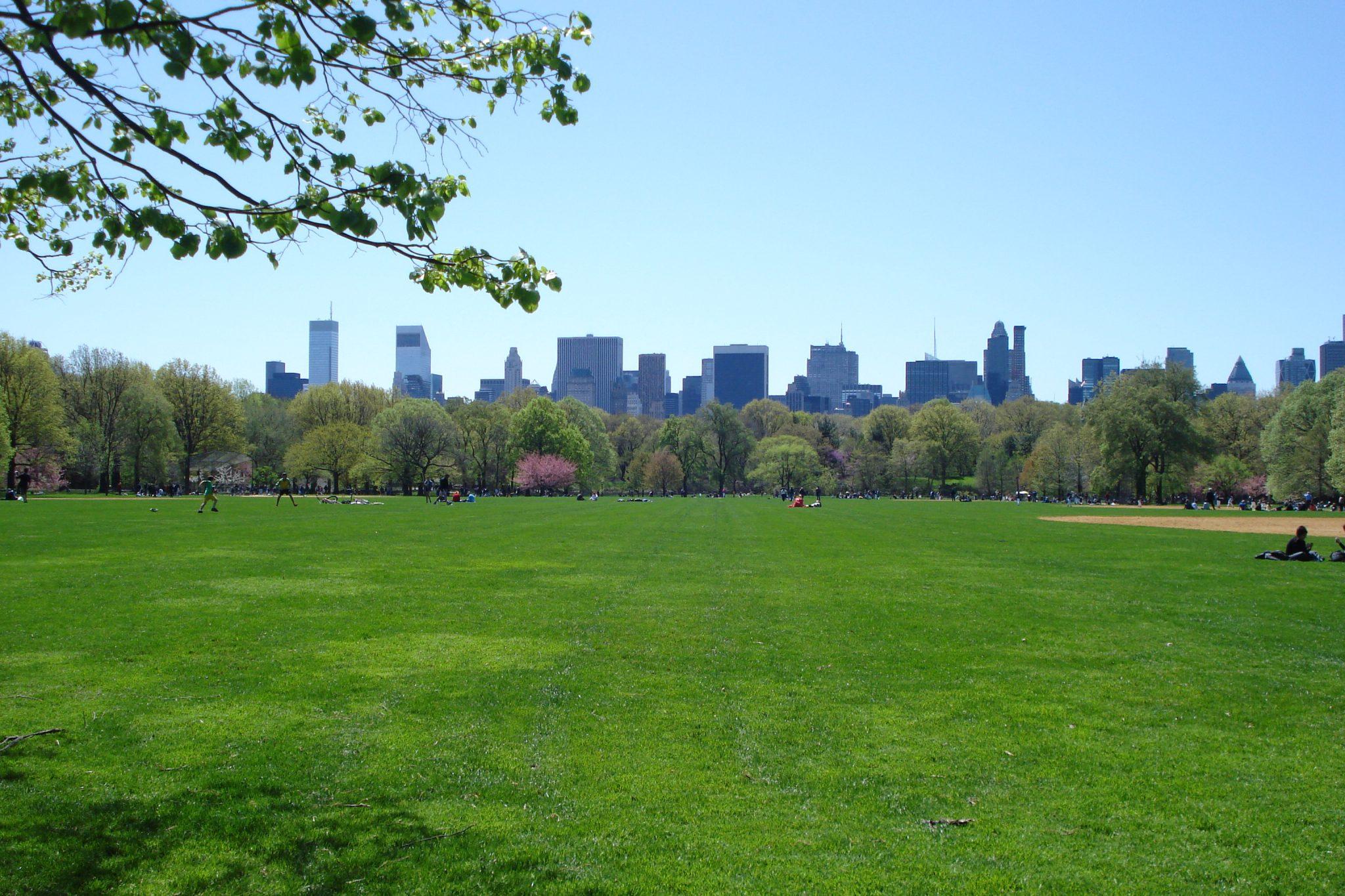 Central Park – April 2010