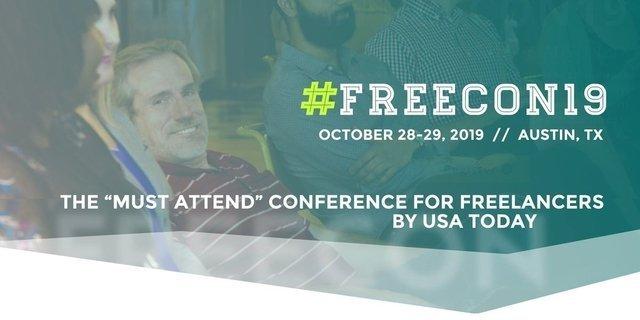 #FREECON19 logo