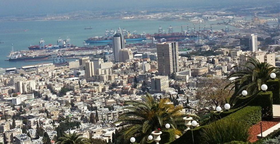 Haifa, Israel, home to freelance writer Ayelet Weisz