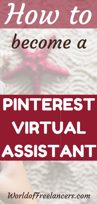 How to become a Pinterest virtual assistant