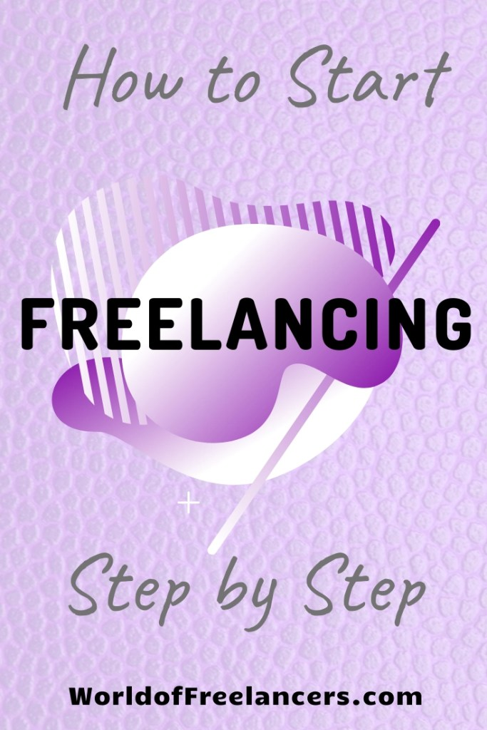 How to Start Freelancing Step by Step
