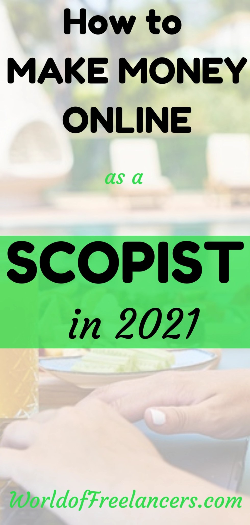 How to make money online as a scopist in 2021