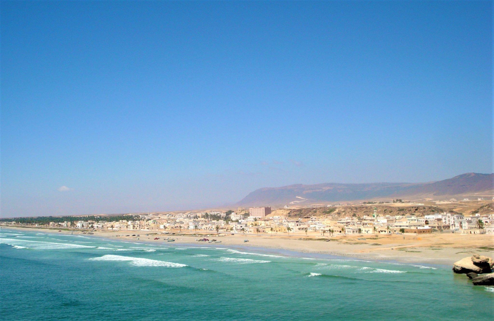 Salalah, Oman Tour During Khareef Season