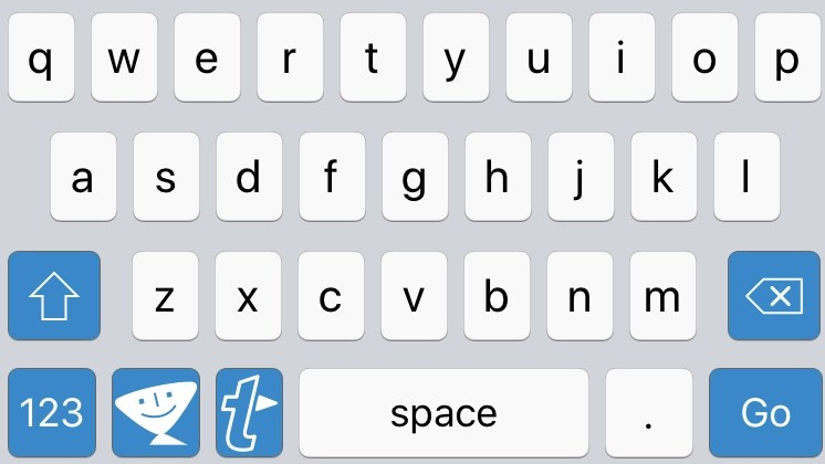 TextExpander iPhone keyboard helps you save time
