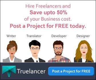 Truelancer Hire Freelancers
