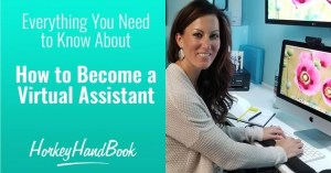 Freelancer resource Horkey Handbook free webinar on how to become a virtual assistant