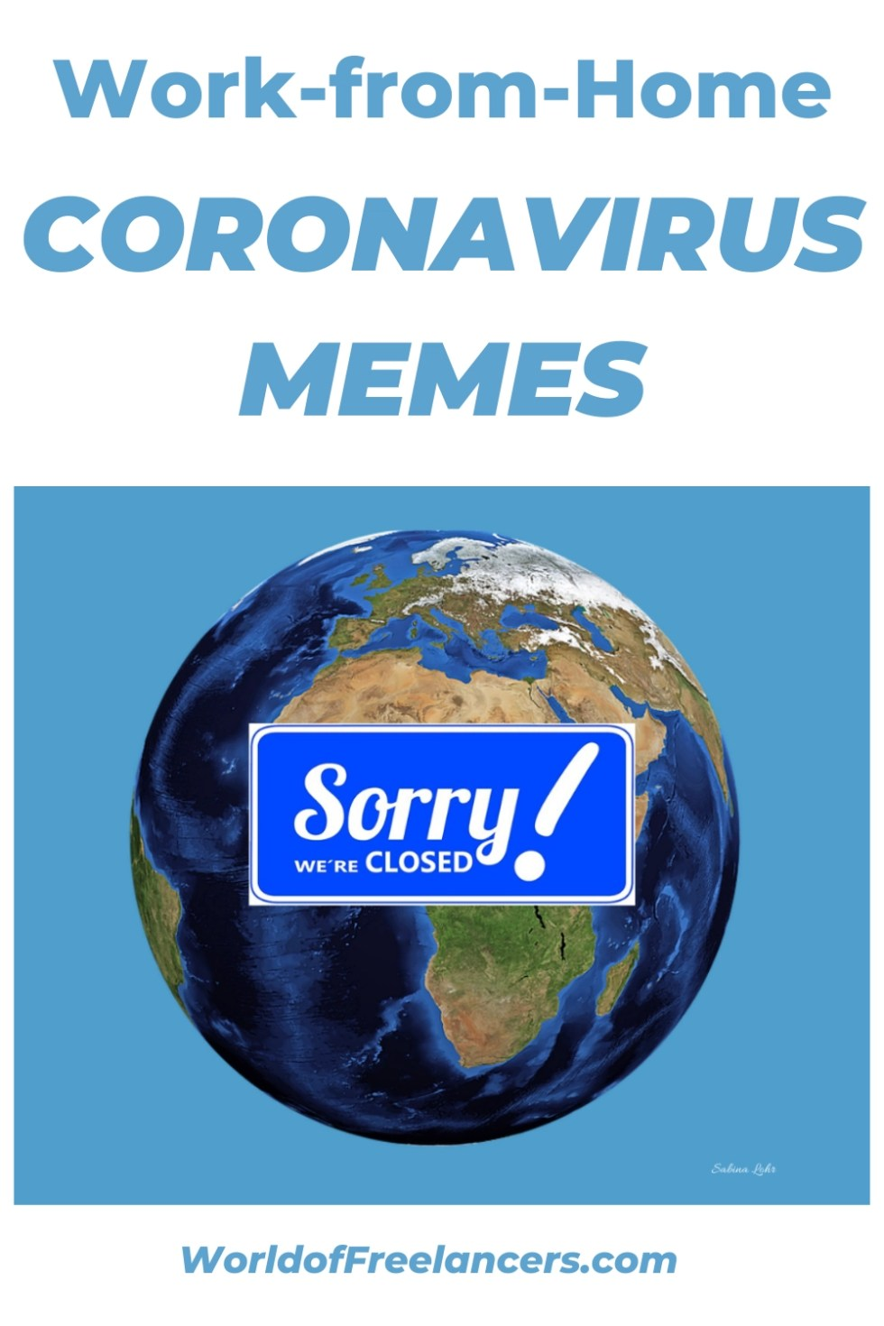Work-from-Home coronavirus memes