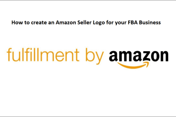 How to create an Amazon Seller Logo for your FBA Business