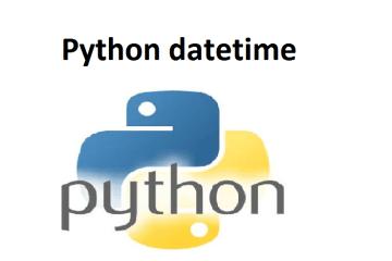 Python datetime