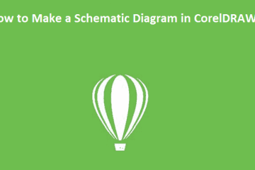 How to Make a Schematic Diagram in CorelDRAW