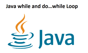 Java while and do…while Loop