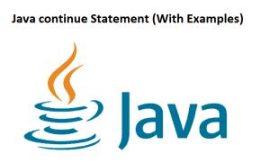 Java continue Statement