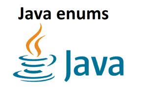 Java enums