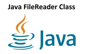 Java FileReader Class