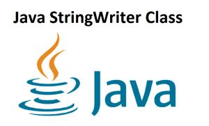 Java StringWriter Class