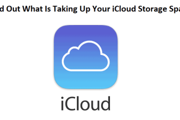 Find Out What Is Taking Up Your iCloud Storage Space