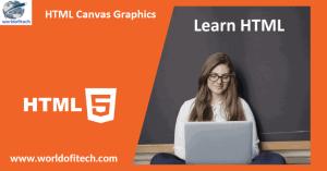 HTML Canvas Graphics