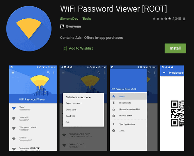 Wi-Fi-Password-Viewer-Android