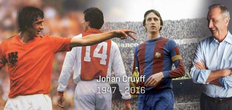 Johan Cruyff - The World of Johan Cruyff