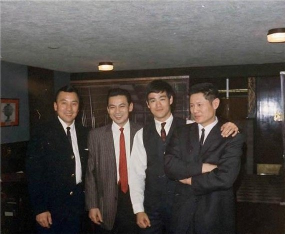 George Lee, Allen Joe, Bruce Lee & James Lee