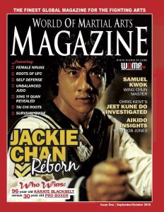 World of Martial Arts Magazine Issue 1 Sept/ Oct
