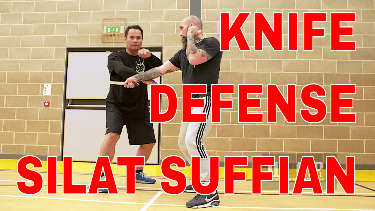 REFERENCE POINTS Knife Defense SILAT